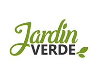 Logo for Jardin Verde Spanish ecommerce
