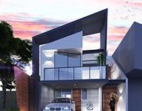 Casa RL1 (Proyecto) / 2020