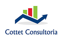 Graphic art for COTTET CONSULTORIA (mar/2015)