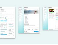 The Voyage - Web App