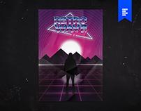 Cartaz - Retrowave World