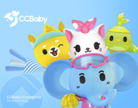 Construction Bank Of China CCBaby Parent-Child Brand