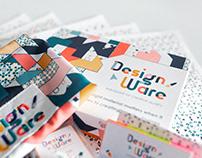 Self Promotional Branding: Design Ware