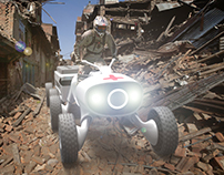 Disaster Relief ATV