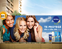 NIVEA SUN - Billboard