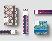 House Of Makeup : Packaging Design