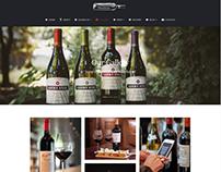 Gallery Page - Wine WordPress Theme