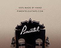 Pimentel Guitars posters