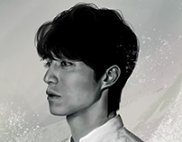 Lee Dong-wook 이동욱