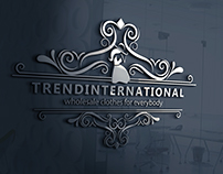 TREND INTERNATIONAL LOGO