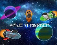 """Animación """"Viaje a Morden"""""""