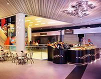 Popup Store Design - Boutique Chocolat