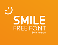 Smile - Free Font