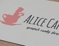 Logotipo - Alice Cake's