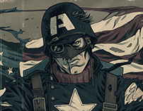 Ultimates Captain America.