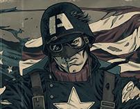 Ultimates Captain America.
