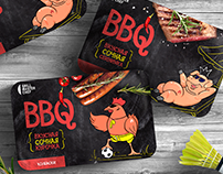 BBQ. STEAK ANDSAUSAGES PACKAGES | Упаковка для стейков