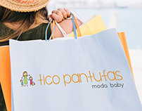 Tico Pantufas Moda Baby
