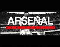 Arsenal FC - Social Media Identity