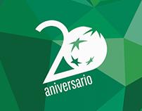 Arval. 20 aniversario