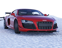 Audi | Daily Render project