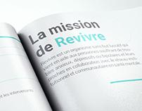 Revivre rapport annuel