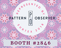 Patterns at 2018 SURTEX