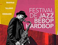 506070 Festival de Jazz Bebop y Hardbop