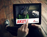 Tablet Magazin AKUT