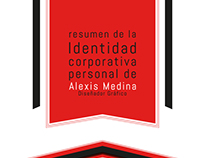 Identidad Corporativa Almedi (micro presentación)