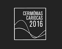 Cerimônias Cariocas 2016