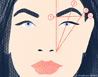 Eyebrows for tativk.com