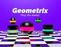 Game Geometrix | Cinema 4D