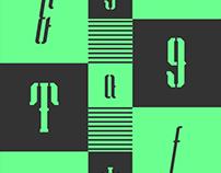 Prfecox | Typeface