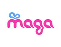 "логотип магазина ""maga"""