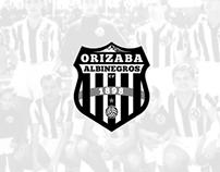 Albinegros Orizaba: Ejercicio de Rediseño