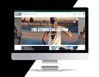 DSG | Homepage Redesign Concept