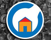 SERVICASAS Ferretería | Branding Logo