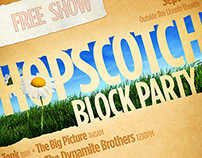 HOPSCOTCH Music Festival Flyer