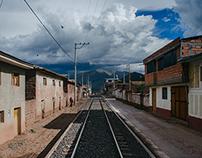 Snapshots from Puno to Cusco, Peru