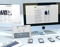 Garcia Lawyer Partners - Web Design Improvement