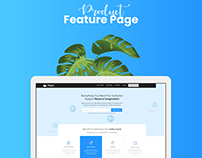 Feature Page