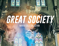 Great Society Winter 2015 Collection