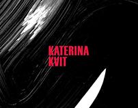 Visual identity for Katerina Kvit fashion show