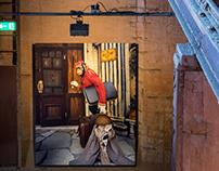 """Banksy's Dismaland and Others"", Völklingen"