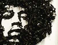 Mixed Media | JImi Hendrix Tribute Art