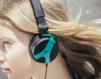 AKG - K81 Headphones