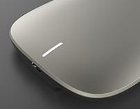 PEBBLE external harddisk