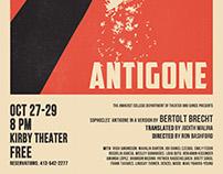 Theater Department: Antigone