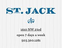 St. Jack Restaurant